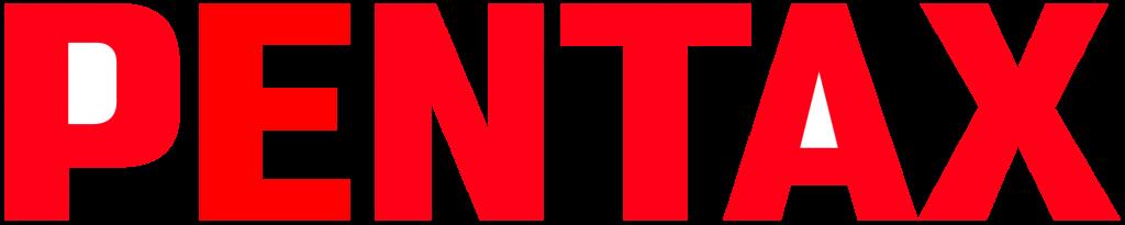 Pentax logo pag home